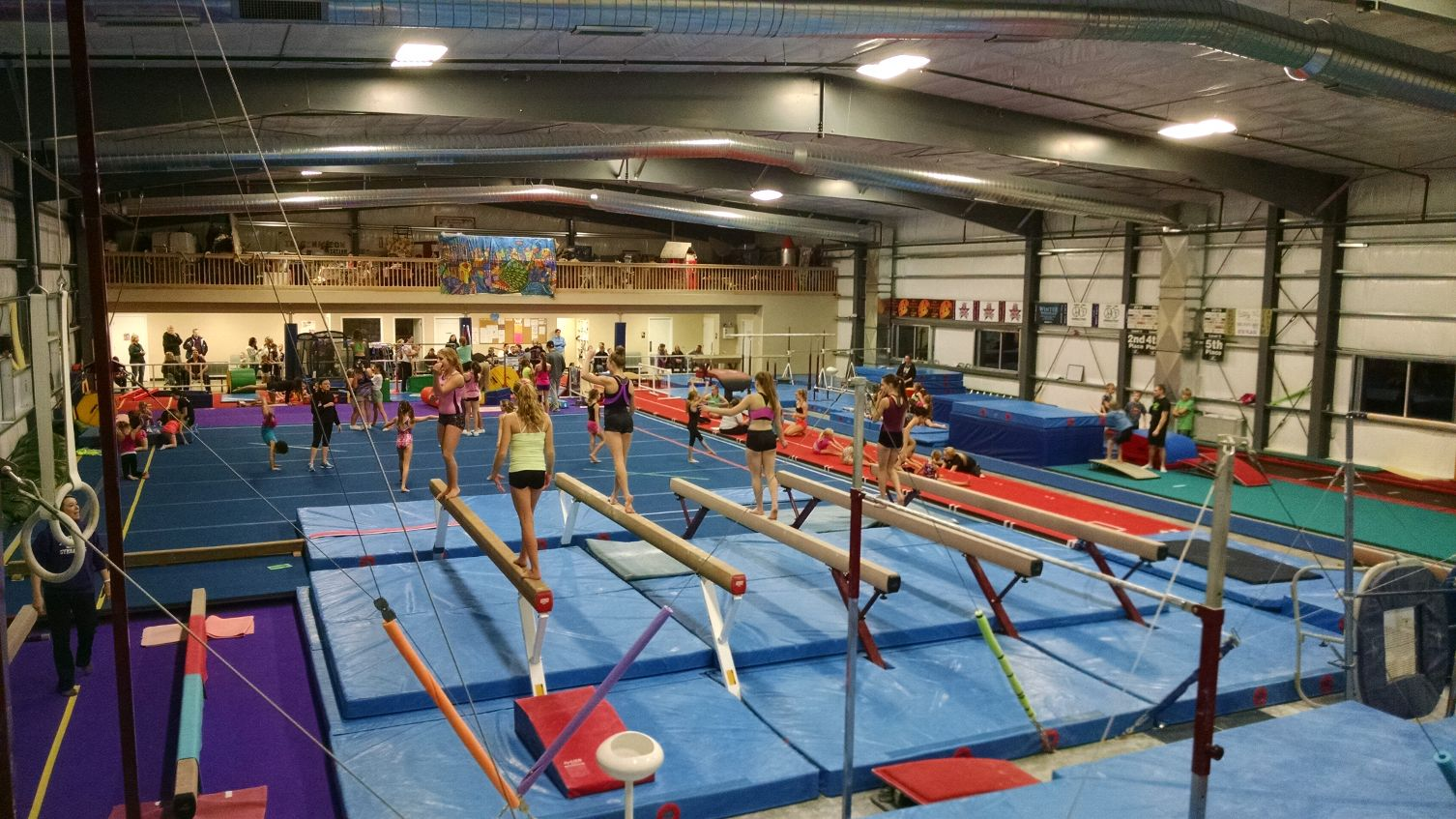 Are Interested Having A Tour Of Our Gym Please Make An Ointment Using The Form Below And We Will Show You Your Young Gymnast Around Place